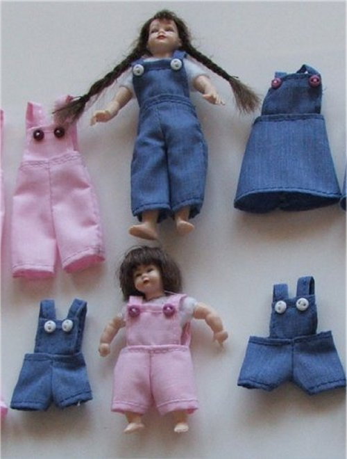 Heidi Ott Girl and Toddler outfits